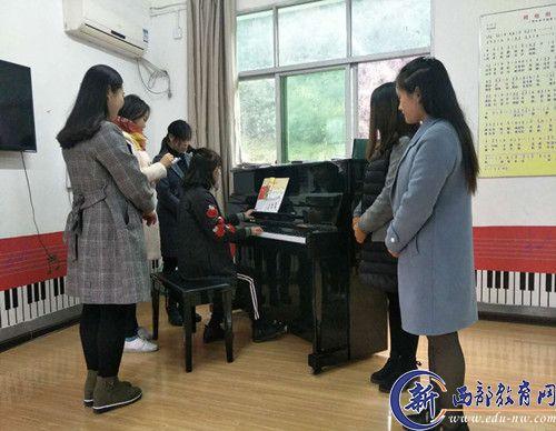 钢琴指法示范